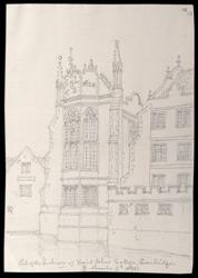 St John's College, Cambridge f.13